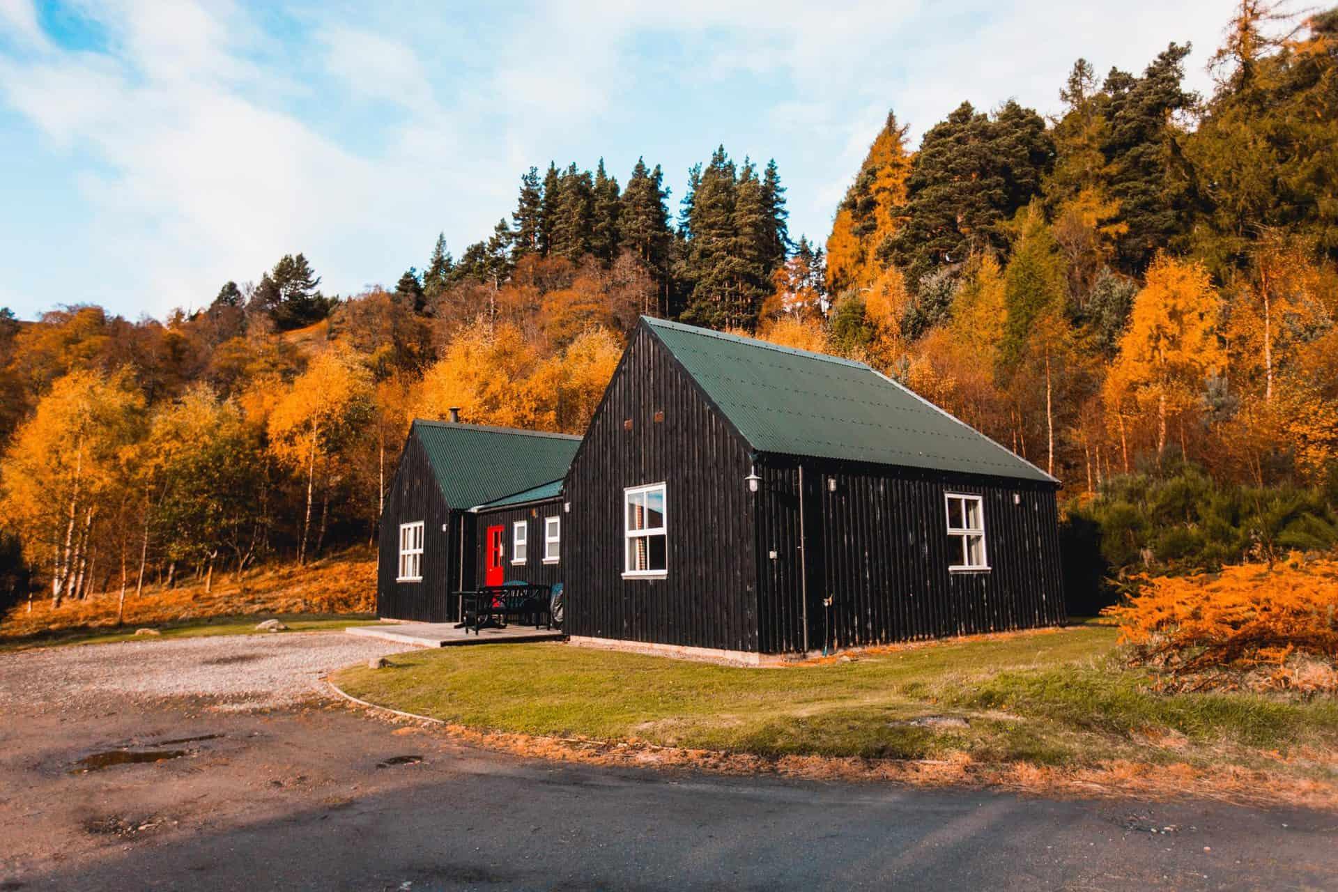 Fishermans Cottage - Holiday Vacation rental at Cawdor Estate