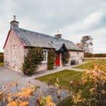 Achneim Cottage - Holiday Vacation rental at Cawdor Estate