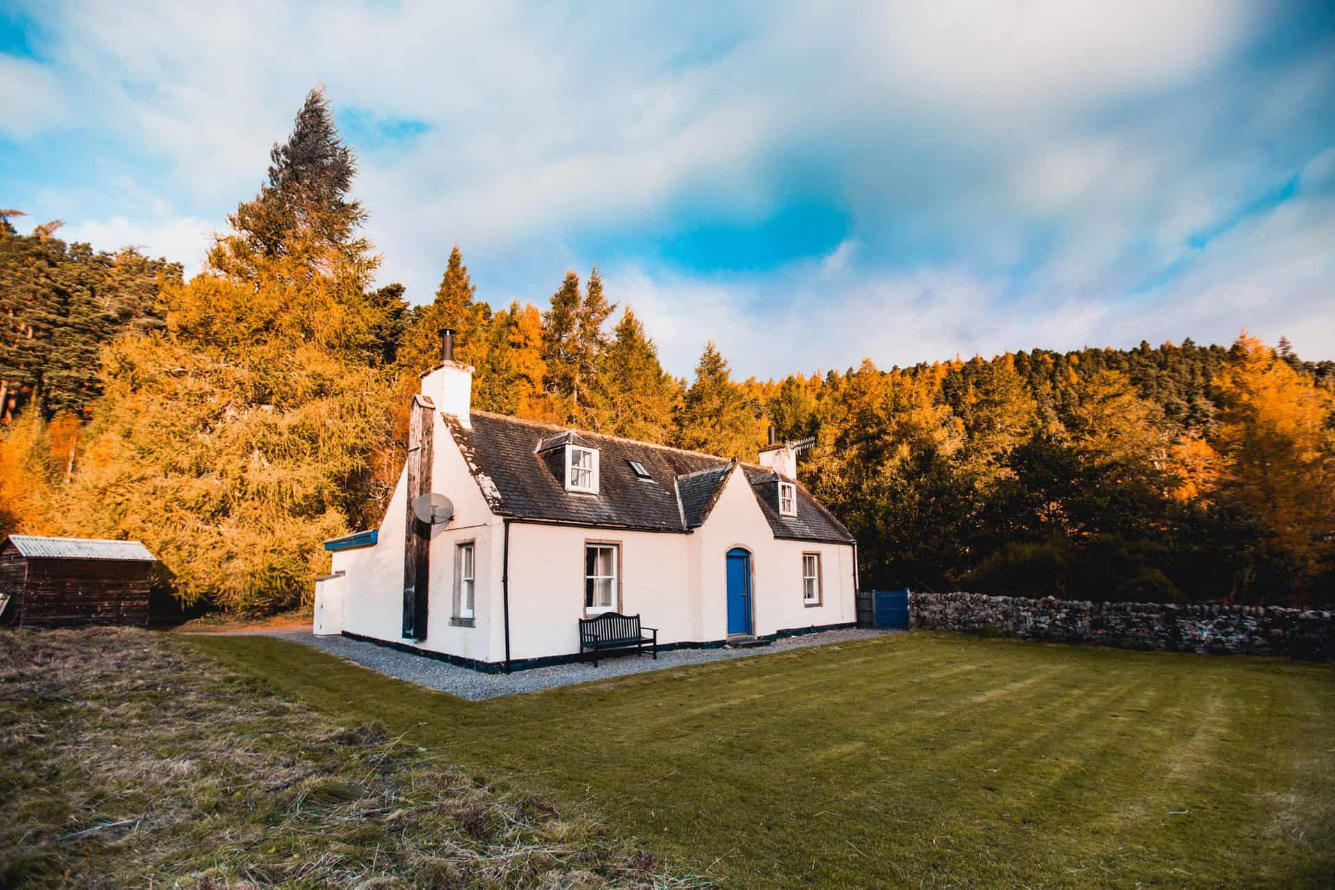 Gardener's Cottage - Holiday Vacation rental at Cawdor Estate