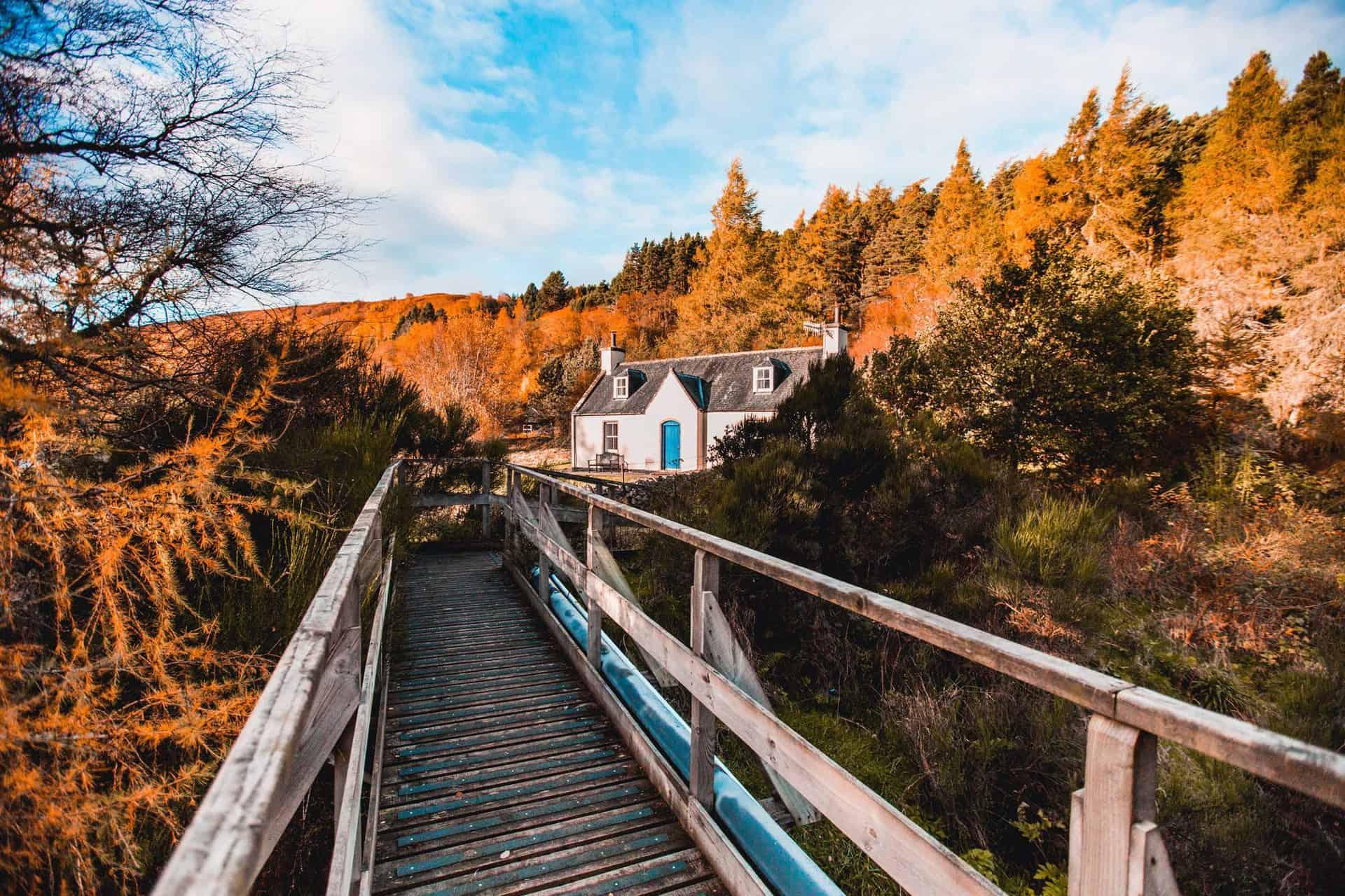 Gardener's Cottage - Holiday Vacation rental at Cawdor Estate