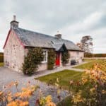 Achneim Cottage - Holiday Vacation rental at Cawdor Estate